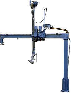 Cargador de metal para máquinas de inyección