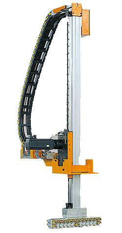 Lubrificador para inyectoras de cámara fría desde 400 hasta 1600 t