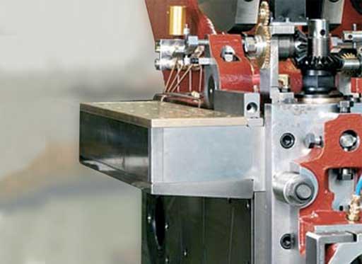 Solidez y estabilidad del carro para realizar la deformación de las prensas