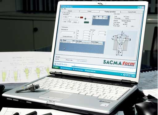 Aplicación de Sacma para facilitar el proyecto de ingeniería