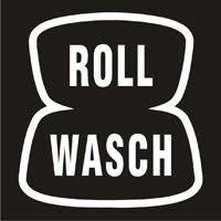 Logotipo de vibrado RollWasch