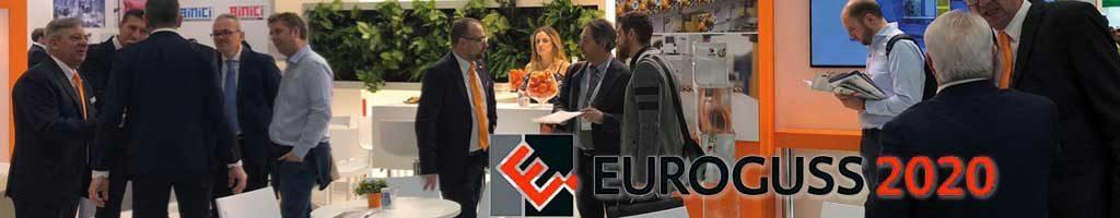 Euromaher contento con la Euroguss 2020